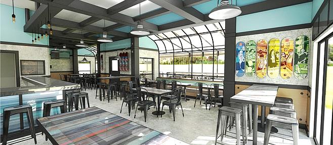 Upcoming Inland Tavern in San Marcos