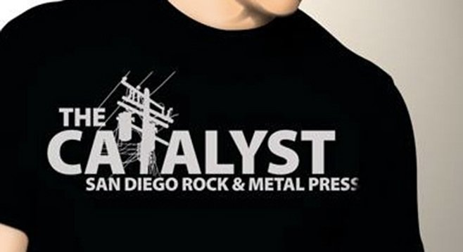 Clay Hackett's metal mag Catalyst is on the cusp of an official launch.