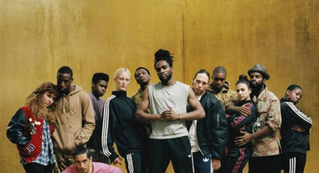 London-based R&B dance band Jungle boogie into Belly Up Saturday night!