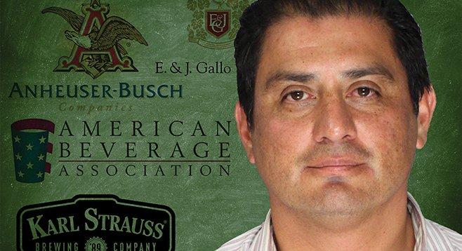 Ben Hueso mugshot photo (background added)