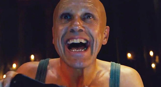 The Zero Theorem: Starring Christoph Waltz as Terry Gilliam's latest Brazil nut.