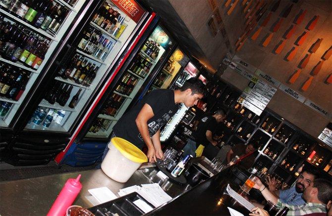 Baja Craft Beers in Tijuana - Image by @sdbeernews