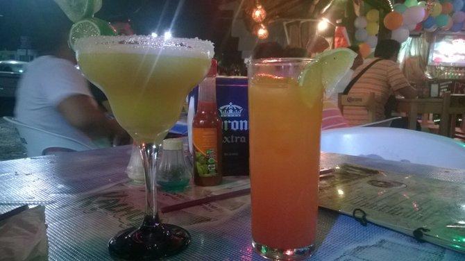 Drinks at Kalhua