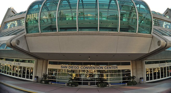 Overexpansion of convention centers throughout the nation has led to deep rent discounts. - Image by Chris Woo