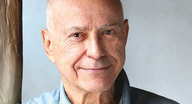 """Alan Arkin: """"I didn't want anyone to know who or what I really was. I never wanted to be typed as a brand-name."""""""