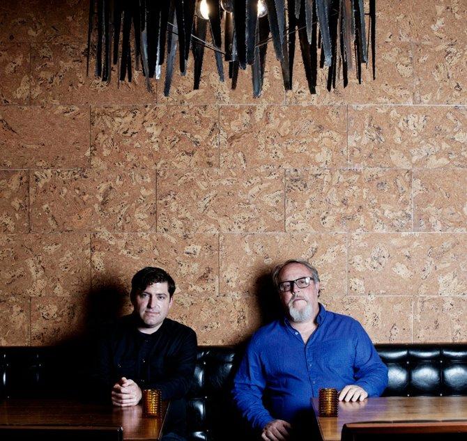 Starlite owners Matt Hoyt and Tim Mays