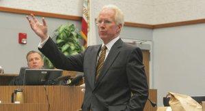 Judge Bowman, Paul Pfingst.
