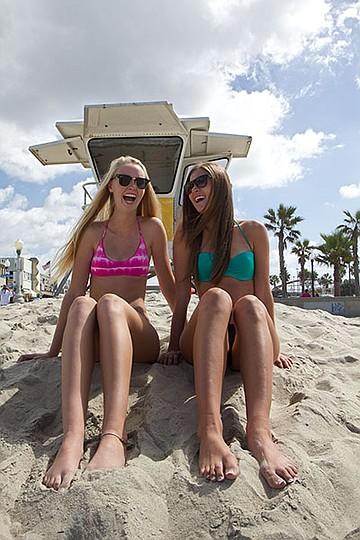 Teens Fucking Public Beach