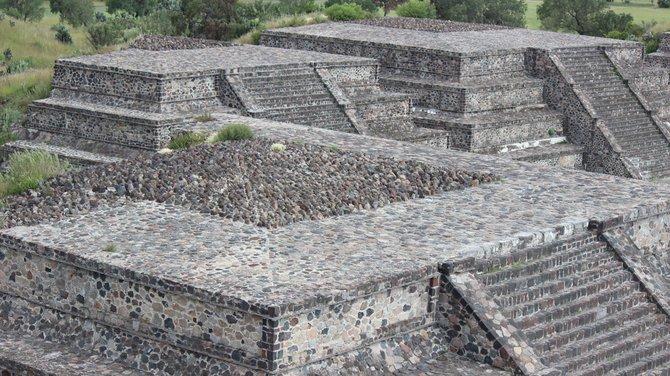 Teotihuacan pyramids D.F.
