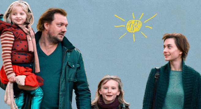 Emilia Pieske, Charly Hübner Paraschiva Dragus, and Christiane Paul star in Parents.