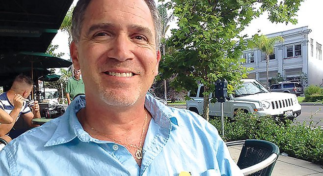 """Miko Peled: """"There's certainly nothing Jewish about dropping tons and tons of bombs on a civilian population."""""""