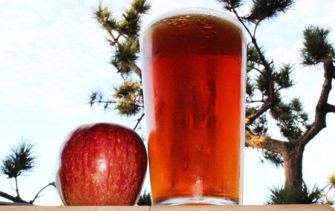 Nickel Beer Co. Apple Pie Ale - Image by @sdbeernews