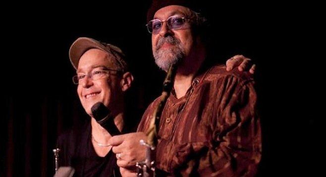 Dave Douglas and Joe Lovano