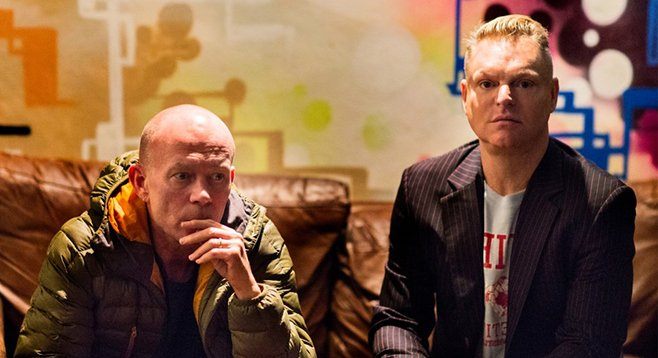 Erasure's disco extravaganza struts into San Diego this week.