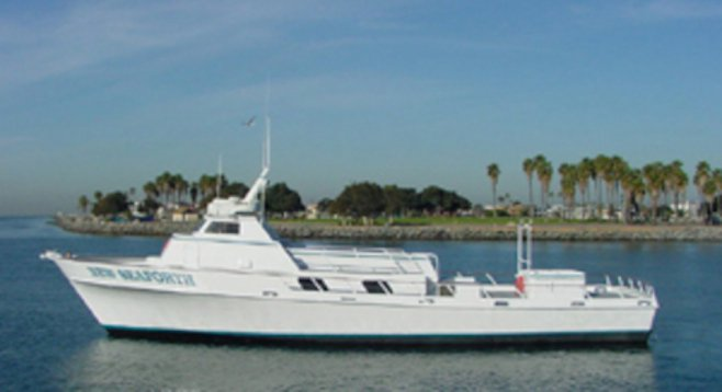 Seaforth went forth san diego reader for Seaforth landing fish count