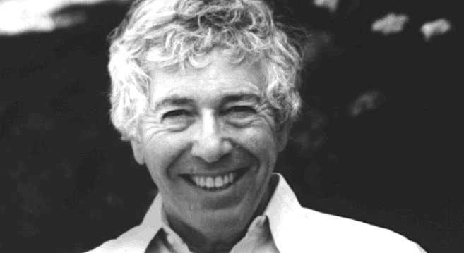 Kenneth Koch - Image by Larry Rivers