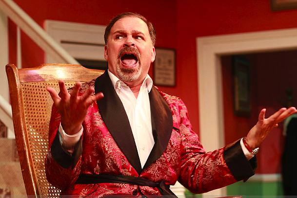 The Man Who Came to Dinner at Coronado Playhouse