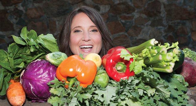 Kim Neusch of Get Fresh