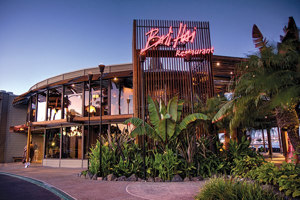 Bali Hai exterior - Image by Howie Rosen