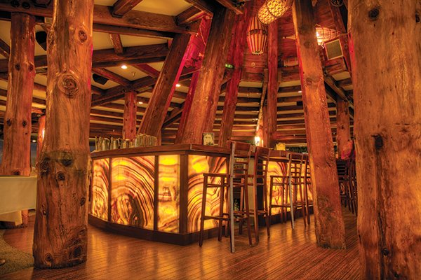 Bali Hai's bar - Image by Howie Rosen