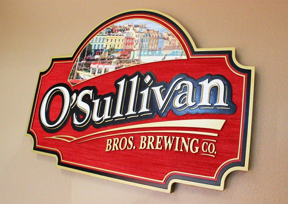O'Sullivan Bros. Brewing Company in Scripps Ranch