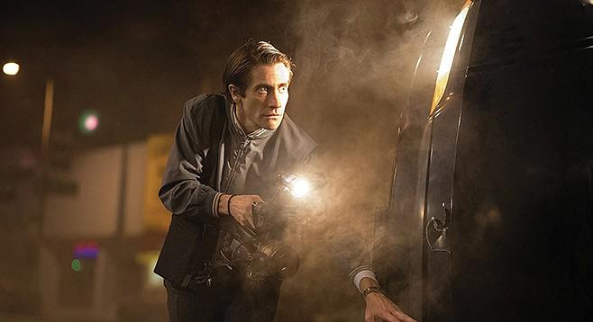 Nightcrawler: Brave journalist, shining a light?