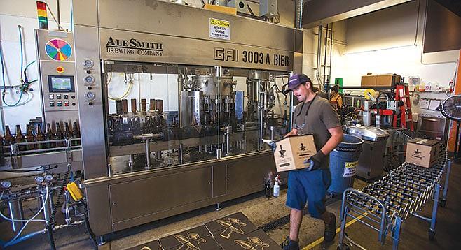 Alesmith Brewing Co.