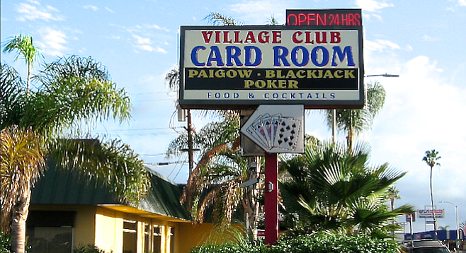 It takes a village card room san diego reader chula vista neighborhood news reheart