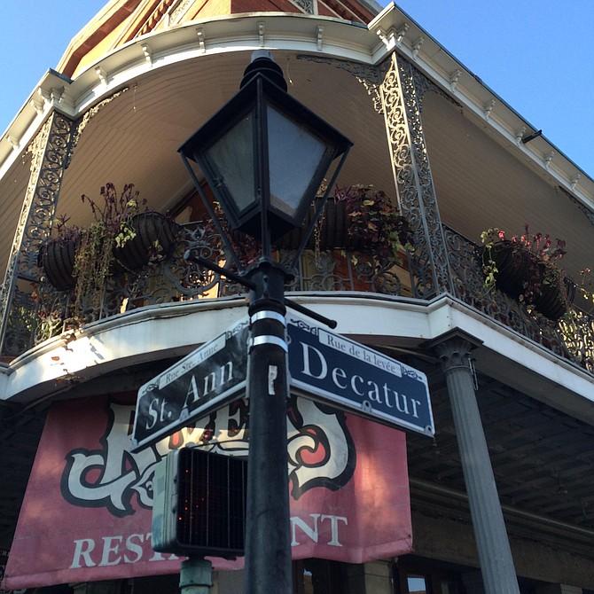 French Quarter - New Orleans, LA  October 2014