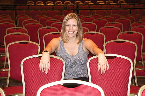 """People are always surprised to find out when the sound guy is a woman,"" says Amy Duffy."
