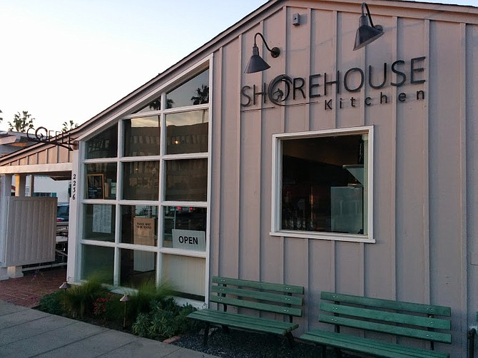 Shorehouse, from the street