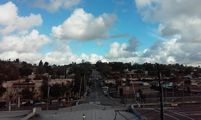 Clouds over encanto