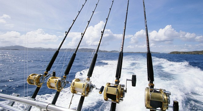 Fishing is like a box of chocolates san diego reader for Fishing report san diego