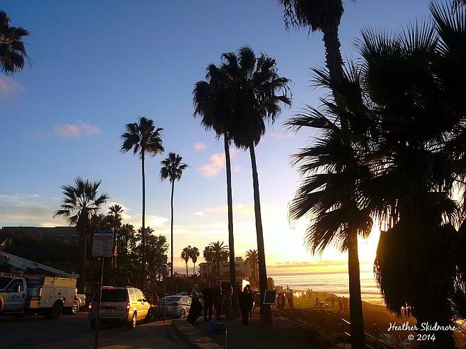 La Jolla afternoon.