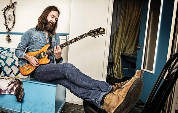 That ever-rolling bowla granola the Chris Robinson Brotherhood checks into Belly Up Tuesday and Wednesday nights!