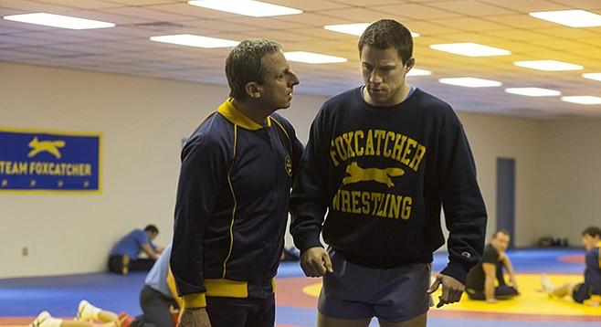 """""""Bro, do you even wrestle?"""""""