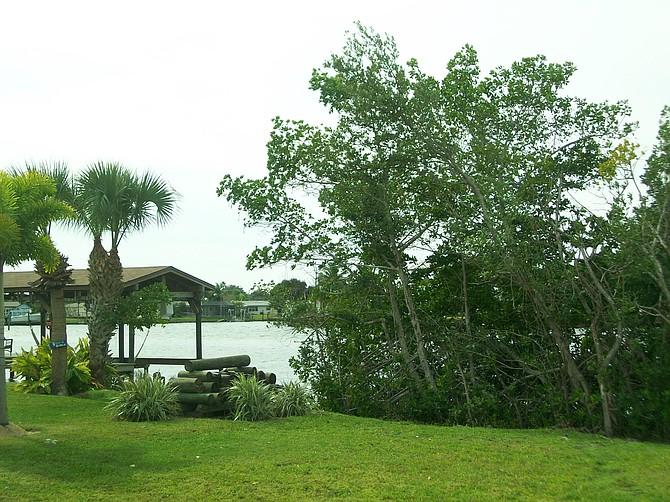 Peaceful easy feelings at Merritt Island FL.