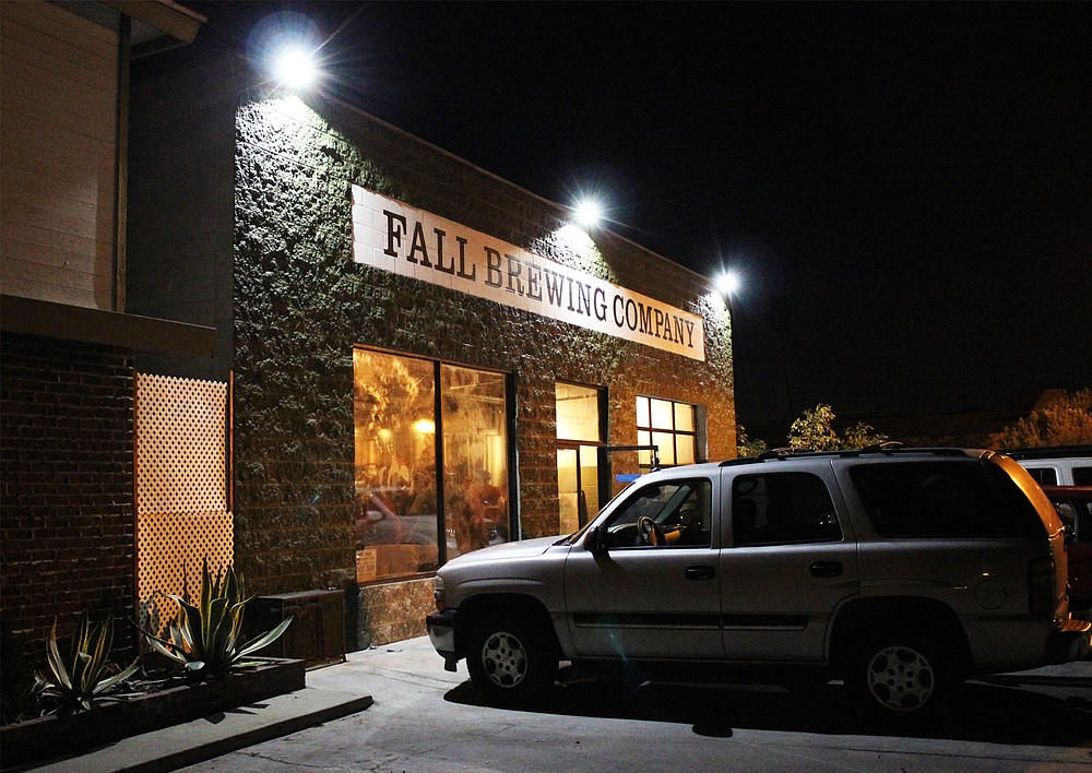 Fall Brewing Company in North Park