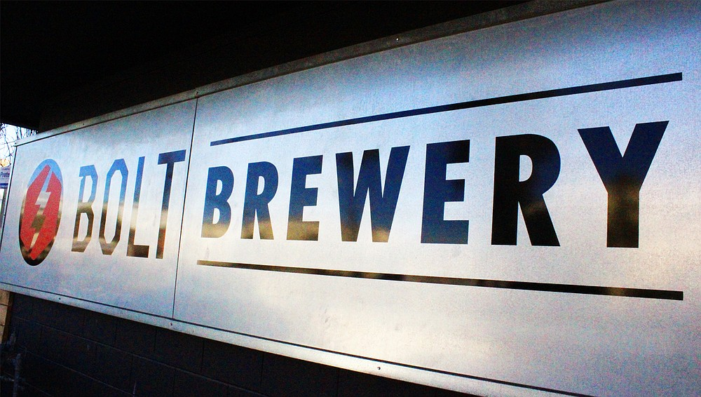 Bolt Brewery in La Mesa