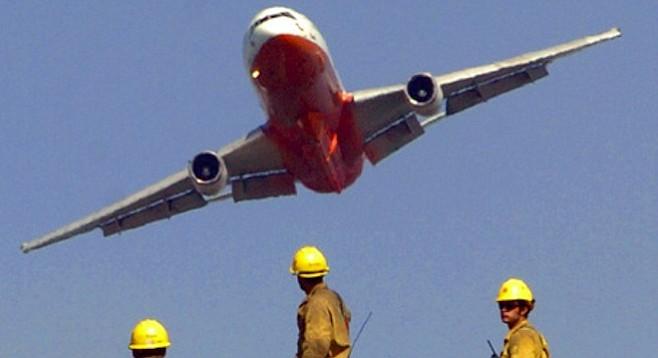 Cal Fire air tanker