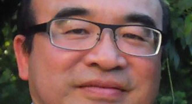Pastor Albert Lam: