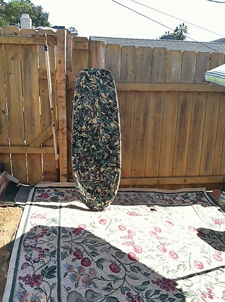 Revived Hendricks board (deck)
