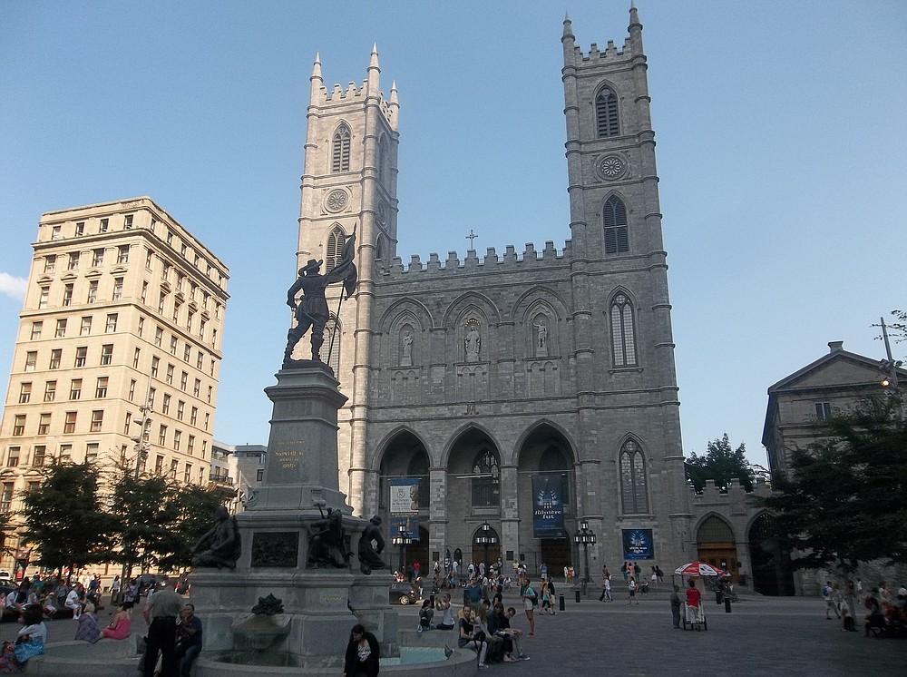 Notre Dame Basilica.