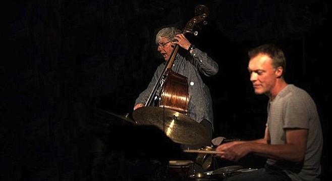 Mark Dresser and Kjell Nordeson
