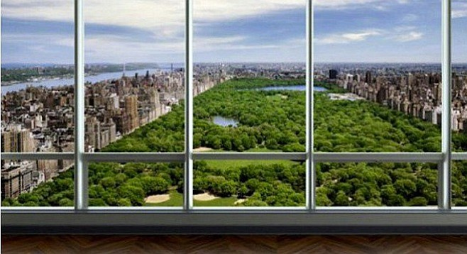 Could that have been padres money san diego reader for New york city penthouses central park