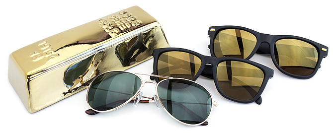 Knockaround Gold Standard bundle