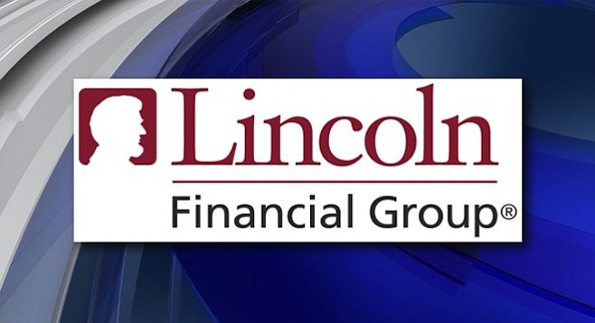 Lincoln Financial sold off its radio division, including three San Diego stations.