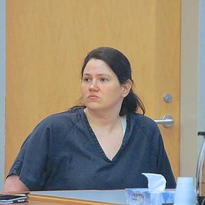 Dorothy Maraglino in court Dec 12, 2014.