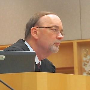 Hon. Judge K. Michael Kirkman