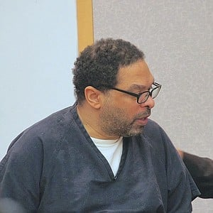 Louis Perez in court Dec 12, 2014